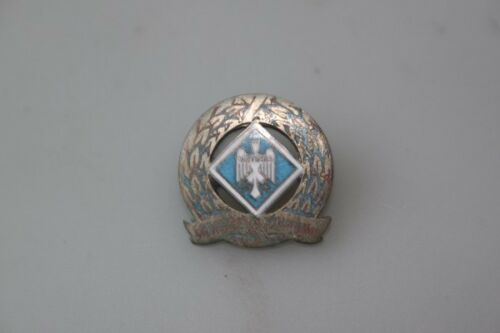 Brooch Pin Pin Original Antique 1936 Victoria Bicycles Enamelled 50 Years