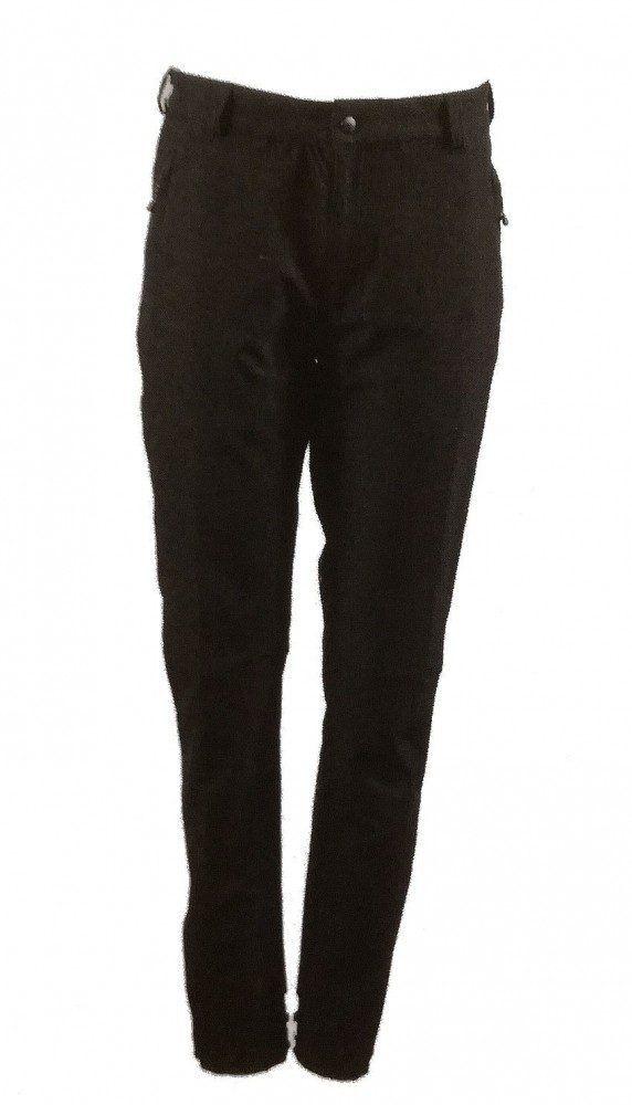 Hot Sportswear Zermatt Men Thermohose Thermoskin Softshell schwarz warme Hose