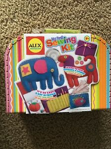 Alex Toys My First Sewing Activity Kit New in Case