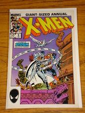 X-MEN UNCANNY ANNUAL #9 VOL1 ARTHUR ADAMS SAGA OF STORM 1985