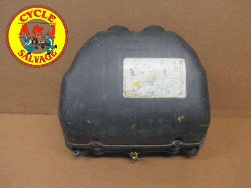 air box 1995-1996 Honda CBR 600 F3 air cleaner assembly intake box