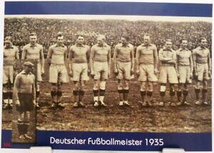 FC-Schalke-04-Deutscher-Fussball-Meister-1935-Fan-Big-Card-Edition-F47