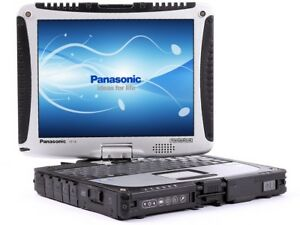 Panasonic-Toughbook-CF-19-MK7-Intel-i5-3340-2-7Ghz-8GB-128Gb-SSD-3G-RS232-Win-10