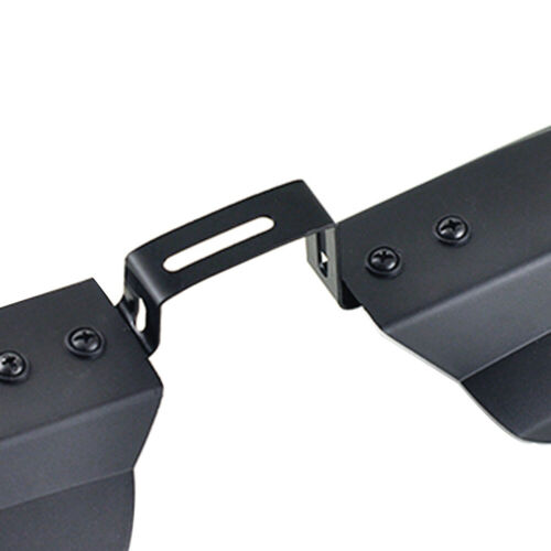 2PCS 20inch//26inch Snow Bicycle Bike Front Rear Mud Guard Fenders for Fat Tire