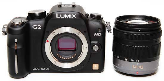 Panasonic Lumix Dmc G2 121mp Digital Camera Black Body Only For
