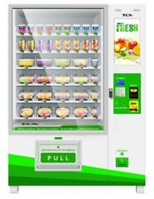 2 New Smart Vending Machines For Sale 22in Led Touch Screen Elevator System