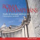 Roma Triumphans von Studio De Musique Ancienne De Montreal (2009)