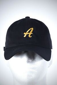 Image is loading Alpha-All-Star-polo-dad-hat-black-cap- f378641caf0