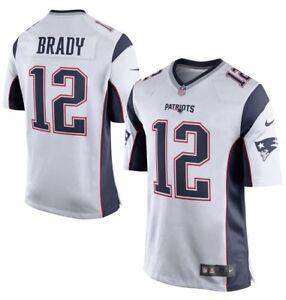 Nike Mens England Patriots On Field Jersey Size XXL Tom Brady NFL ...