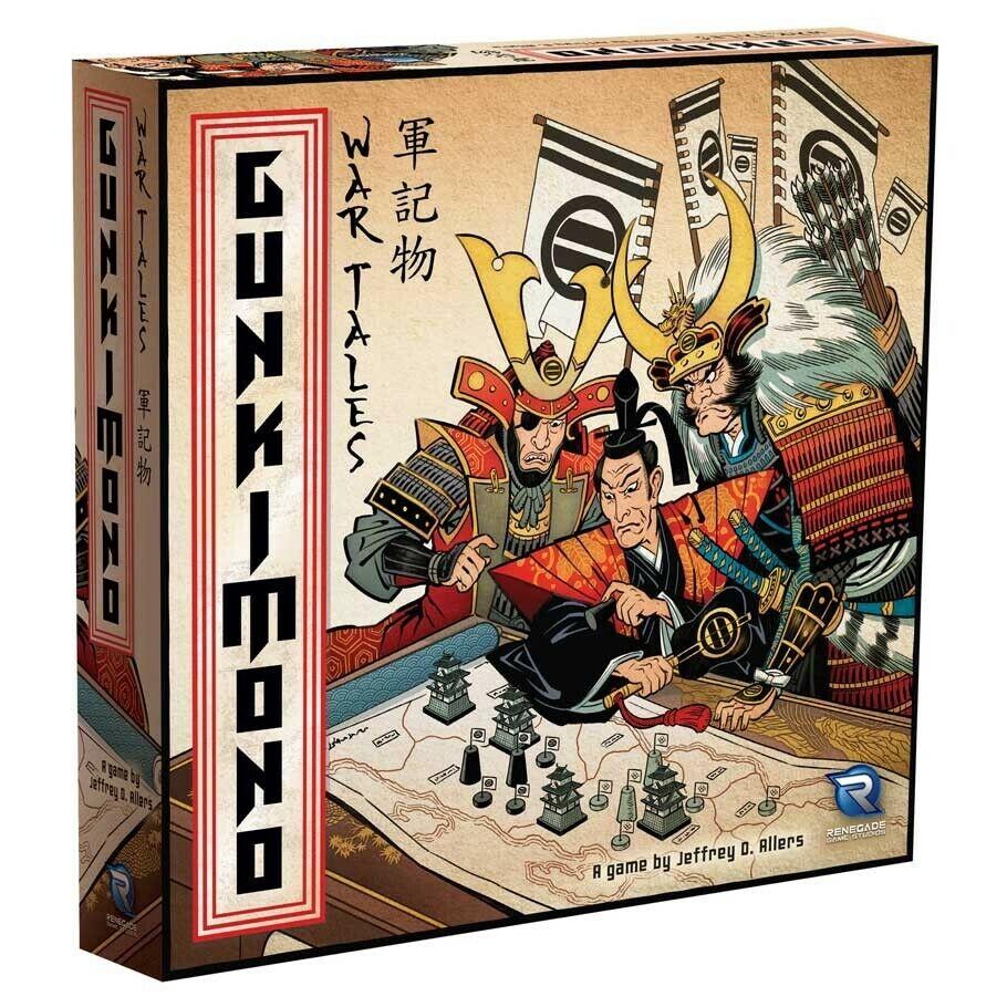 Gunkimono Board Game (2018, REN0829)