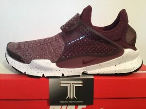buy popular 6a32a 9ef79 Image is loading Nike-Sock-Dart-SE-Premium-859553-600-U-K-