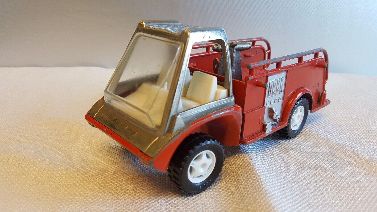 Hubley agua Canon Camión De Bomberos Camión de bomberos