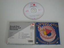 BRONSKI BEAT/HUNDREDS & THOUSANDS(METRONOME 820 291-2) CD ALBUM