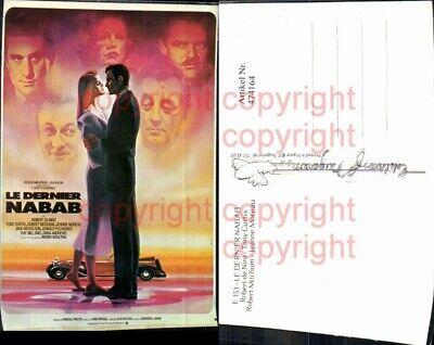 474164,film Reklame Le Dernier Nabab Scott Fitzgerald Robert De Niro Tony Curtis Klar Und Unverwechselbar