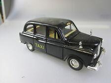 Welly: London Taxi, lungo 12,5cm, N. 9050 (gk43)