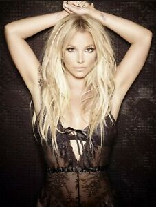 Britney Spears Poster  A5 A4 A3 A2 A1 options