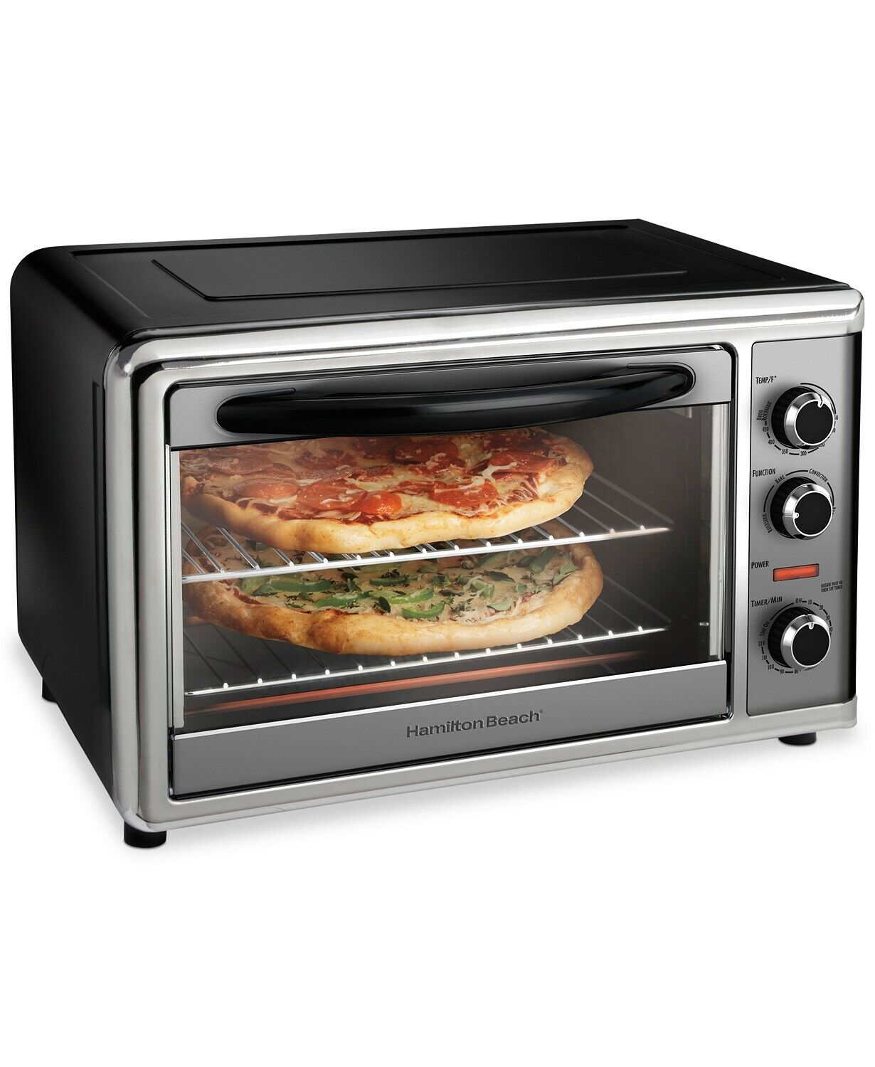 Hamilton Beach 31100 Countertop Oven With Convection And rougeisserie
