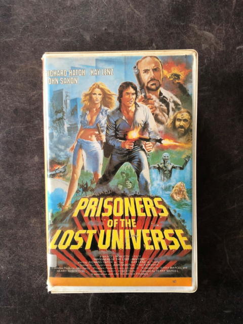 Science Fiction, Prisoners of the lost universe, En til fra…