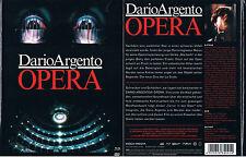OPERA --- Terror in der Oper --- Blu-ray + 2x DVD --- Mediabook --- Uncut ---