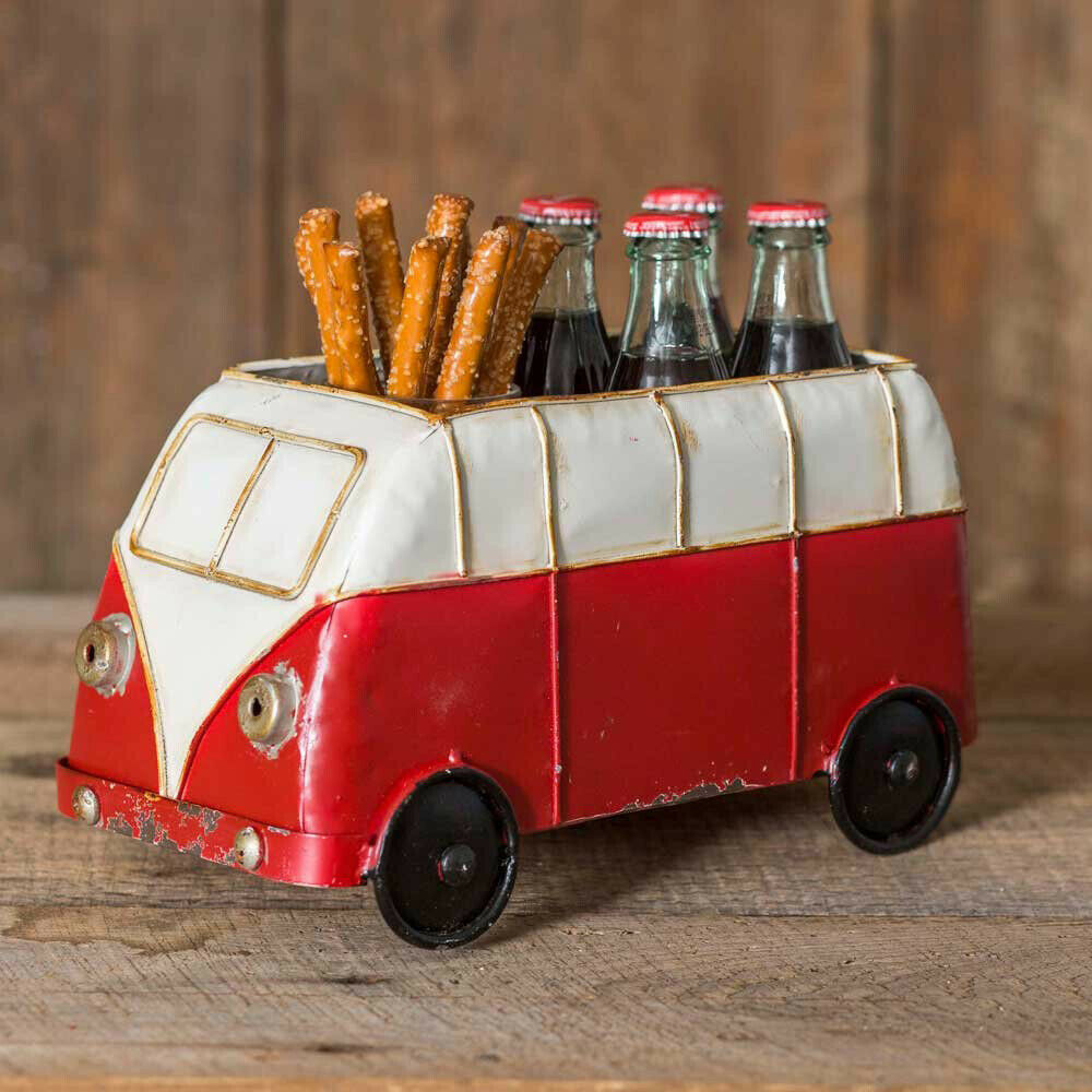 Vintage Bus Table Top Caddy by CTW
