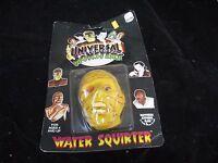 1991 Universal Studios Monsters The Mummy Water Squirter Nip