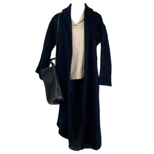 Vintage Trigere Mohair Coat