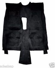 ACC 76-81 CAMARO FIREBIRD MOLDED AUTOMATIC BLACK CARPET SET W/ CONSOLE CUTOUT