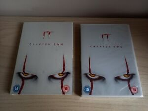 IT Chapter Two DVD. New and sealed