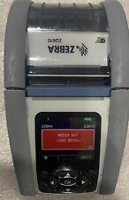 Zebra Zq610 Direct Thermal Bluetooth Label Printer