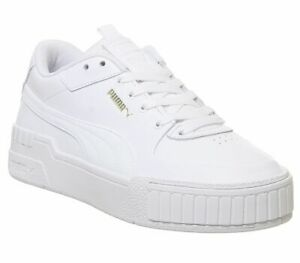 Chaussures-Femme-Puma-Cali-Sport-Baskets-Blanc-Baskets-Chaussures