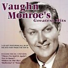 Vaughn Monroe's Greatest Hits by Vaughan Monroe CD