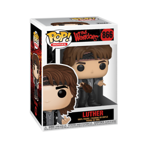 MOVIES THE WARRIORS LUTHER 866 44845 VINYL FIGURE NEW IN STOCK FUNKO POP