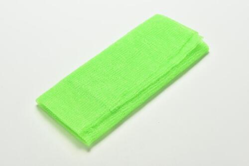 1X Japanese Exfoliating Nylon Beauty Skin Bath Shower Wash Cloth Scrub Towel TDO