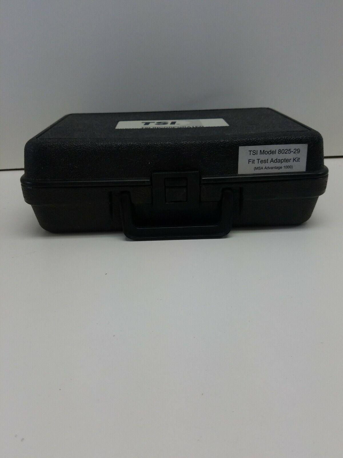 TSI 8025-29 Adapter Kit for MSA Military Bayonet Style Advantage 1000