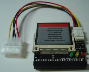 128-Megabyte-SSD-DOM-Replace-Vintage-3-5-034-IDE-Drives-with-40-PIN-IDE-SSD-Card