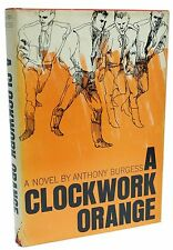 a clockwork orange comparison of book