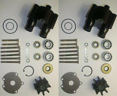 46-807151A14 Mercruiser Bravo Raw Water Pump Impeller Repair Kit Genuine OEM