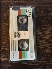 """Iphone 6 Cell Phone Case """"1980's Cassette Tape"""""""