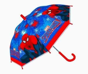 Amazing Ultimate Spiderman Brolly Red Umbrella Marvel Spiderman Umbrella