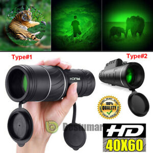 Day-Night-40-60-HD-Hunting-Binoculars-Powerful-BAK-4-Hunting-Camping-Telescope