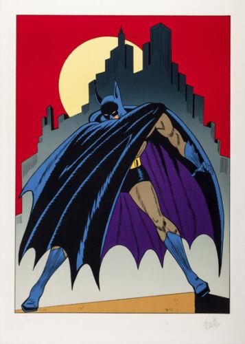 """Batman by Bob Kane 13 x 19/"""" Photo Print"""