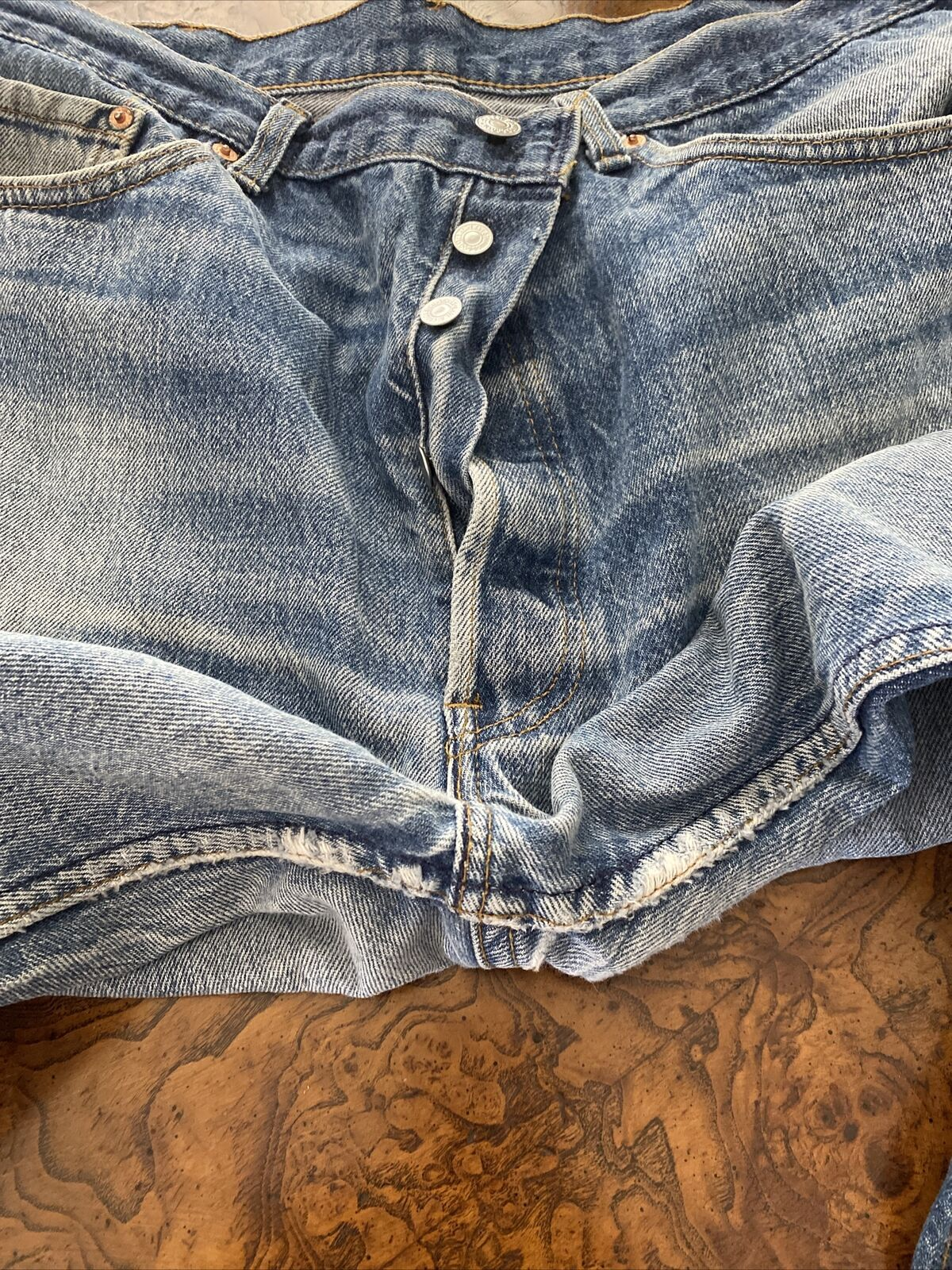 vintage levis jeans 501 made in usa  - image 7