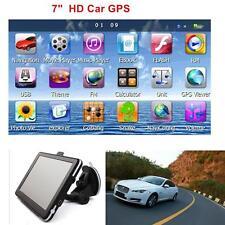 """7"""" HD Touch Screen CAR TRUCK 8GB GPS Navigation Navigator SAT NAV Maps car"""