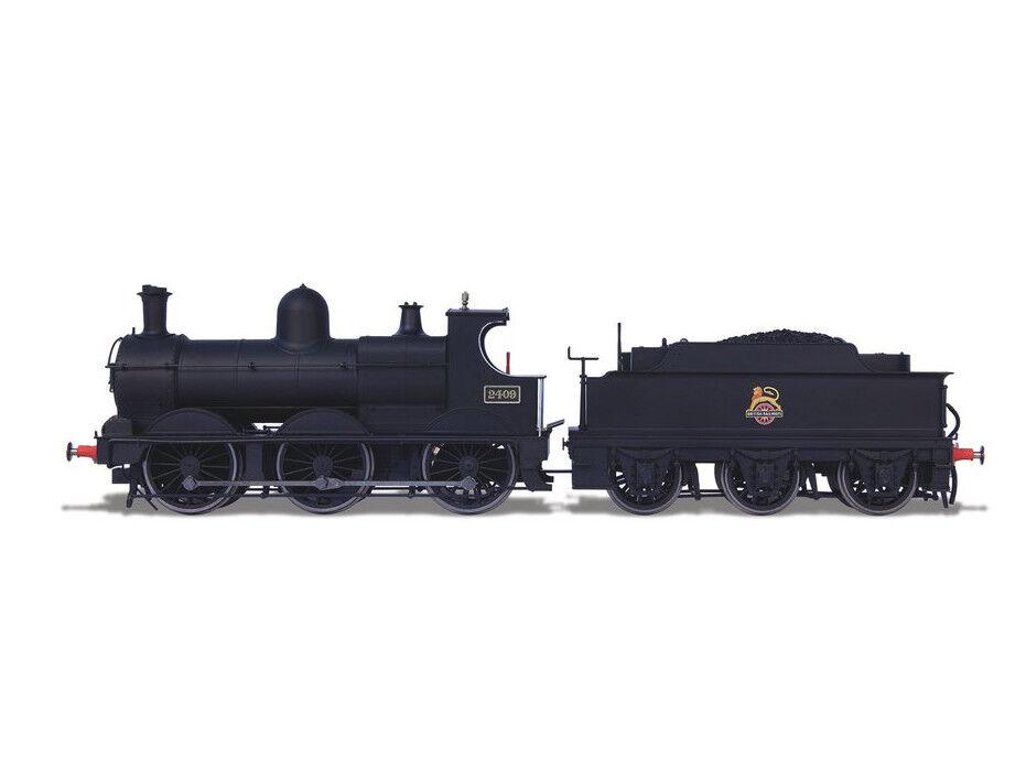 Oxford OR76DG002 Dampflok Dean Goods No. 2409 BR Spur 00  | Clever und praktisch