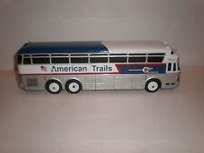 "1/43 BUS SILVER EAGLE 01 ""American Trails"" 1965"