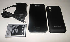 Samsung Galaxy Ace GT-S5830 Black Unlocked Smartphone Mint Condition