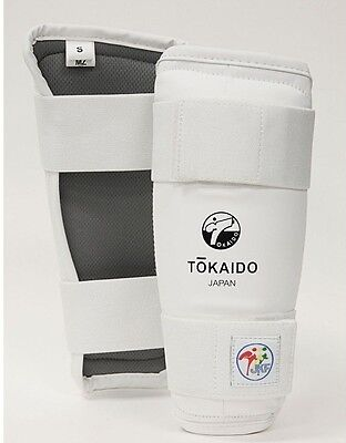 KANKU Muay Thai Shin and Instep Guards MMA leg and foot protector Guards Gear