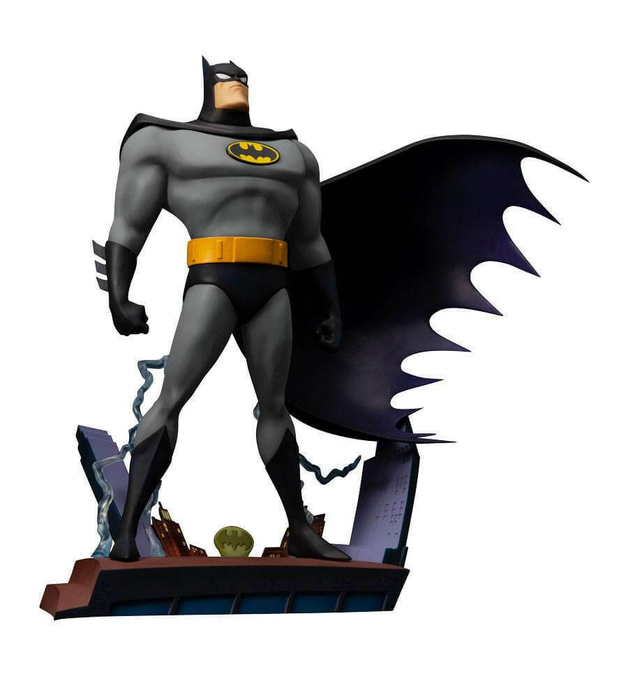 Batman Opening Sequence Version (DC Comics Batman  The Animated Series) Kotob...