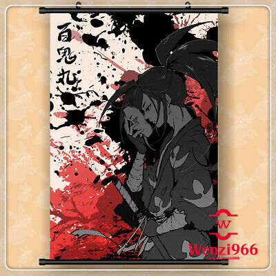 Anime Dororo  Otaku Decor Gift Scroll Poster Home Decorate Wall 60×90cm #X58