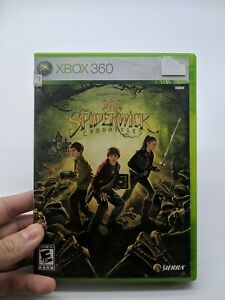 Spiderwick-Chronicles-Microsoft-Xbox-360-2008-Complete-in-box